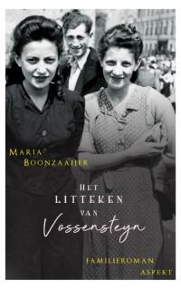 Boekcover Het litteken van Vossensteyn