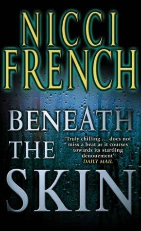 Boekcover Beneath the skin