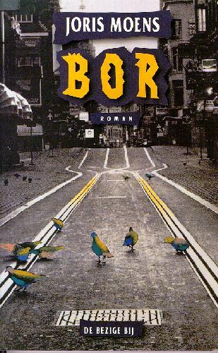 Boekcover Bor