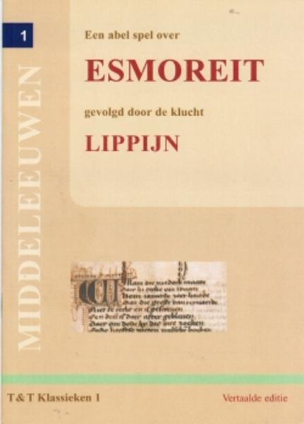 Boekcover Esmoreit