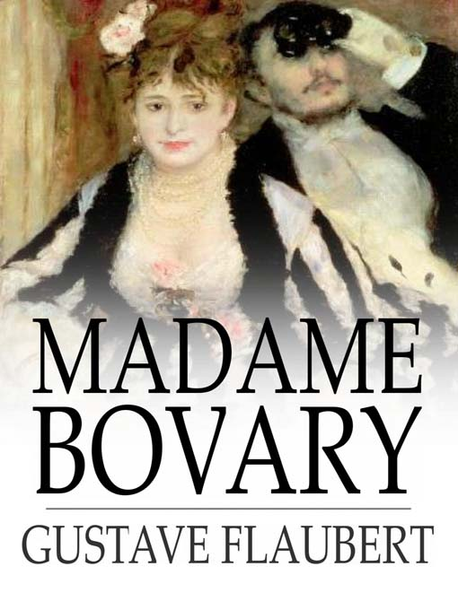 Boekcover Madame Bovary