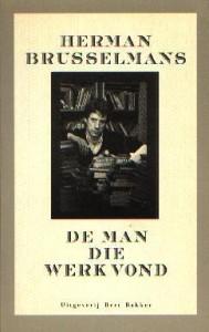 Boekcover De man die werk vond