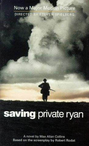 Boekcover Saving private Ryan