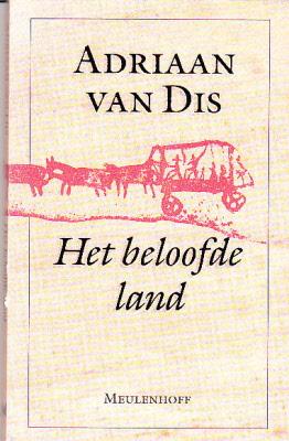 Boekcover Het beloofde land