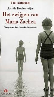 Boekcover Het zwijgen van Maria Zachea