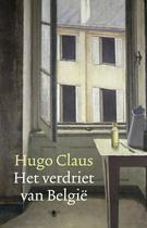 Boekcover Het verdriet van België