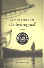 Boekcover De hydrograaf