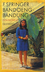 Boekcover Bandoeng, Bandung