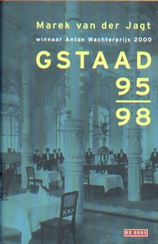 Boekcover Gstaad 95-98