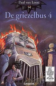 Boekcover De Griezelbus 4