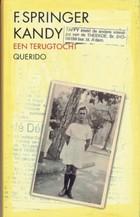 Boekcover Kandy, een terugtocht