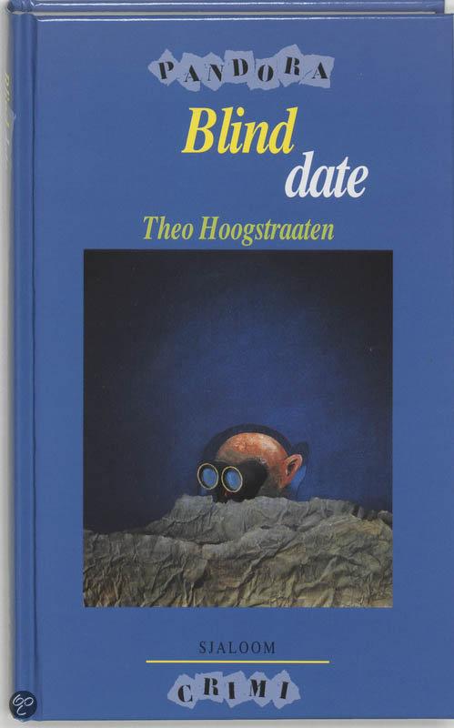 Boekcover Blind date