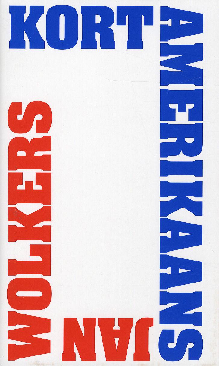 Boekcover Kort Amerikaans