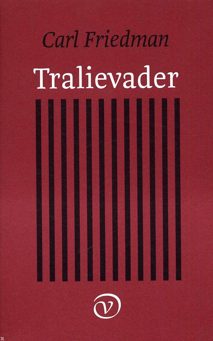 Boekcover Tralievader