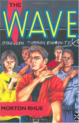 Boekcover The wave