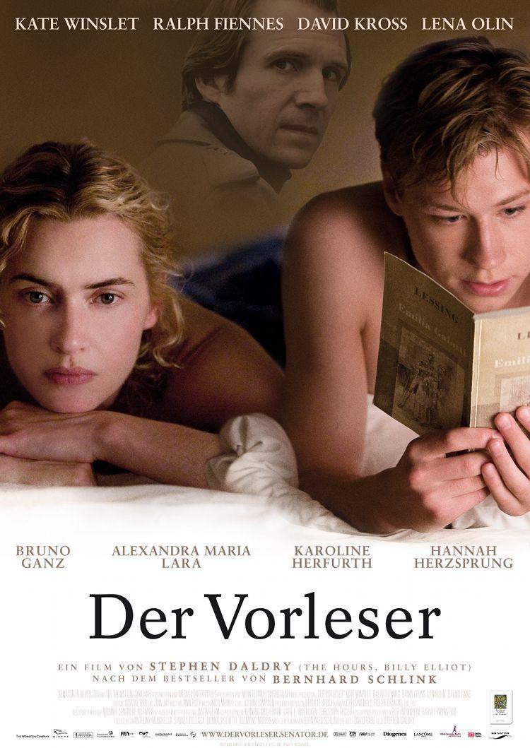 Boekcover Der Vorleser