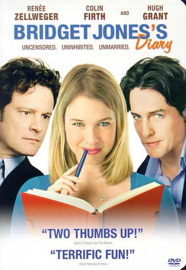Boekcover Bridget Jones's diary