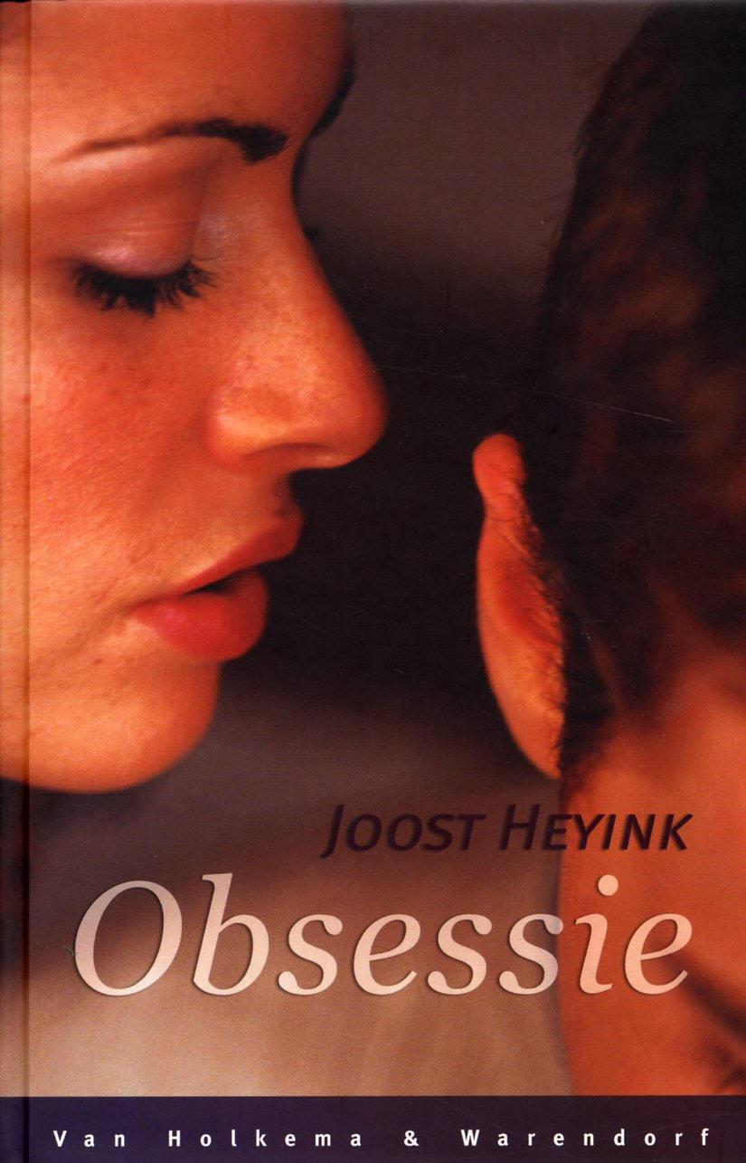 Boekcover Obsessie