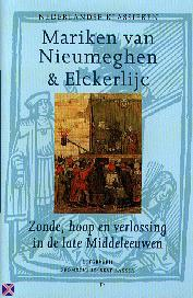 Boekcover Mariken van Nieumeghen