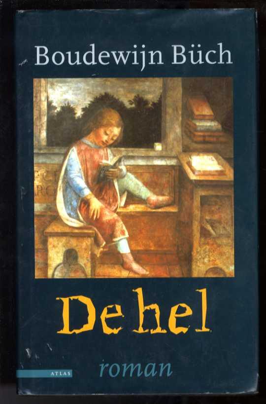 Boekcover De hel