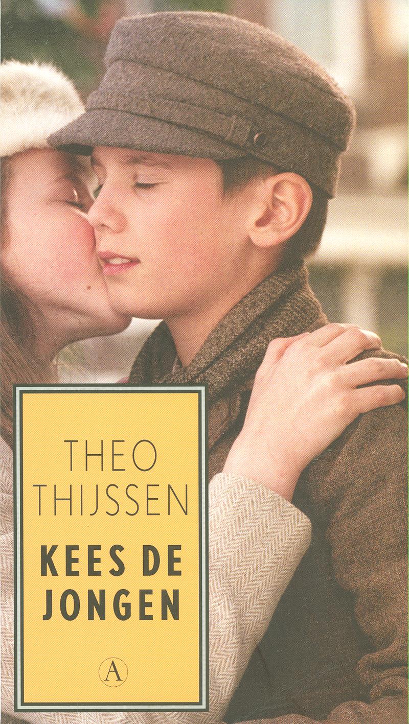 Boekcover Kees de jongen (beeldroman)