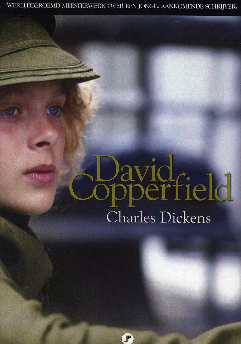 Boekcover David Copperfield