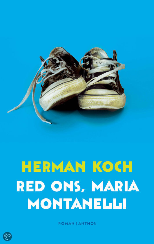 Boekcover Red ons, Maria Montanelli