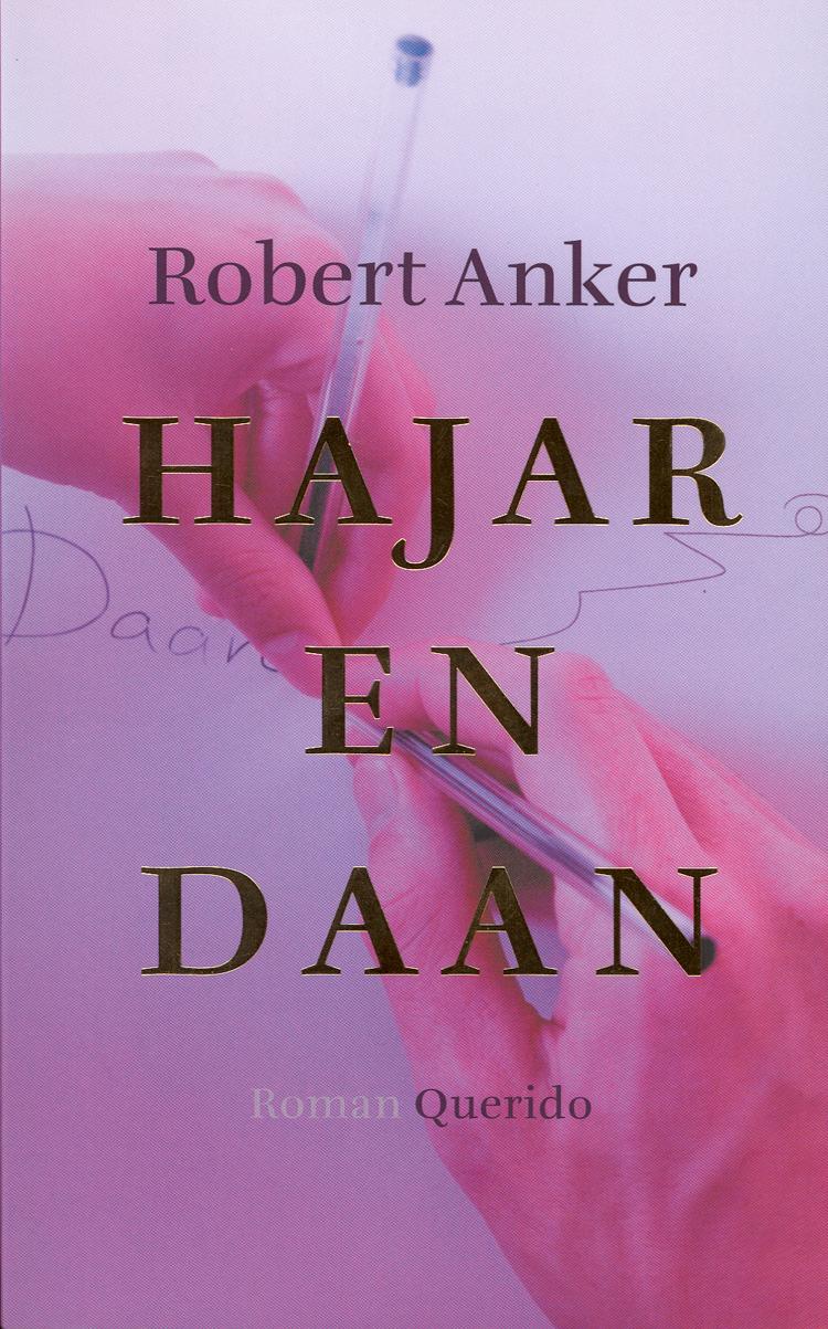 Boekcover Hajar en Daan
