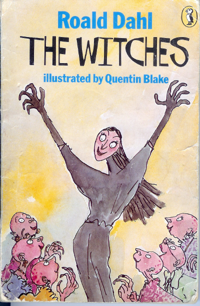 Boekcover The Witches