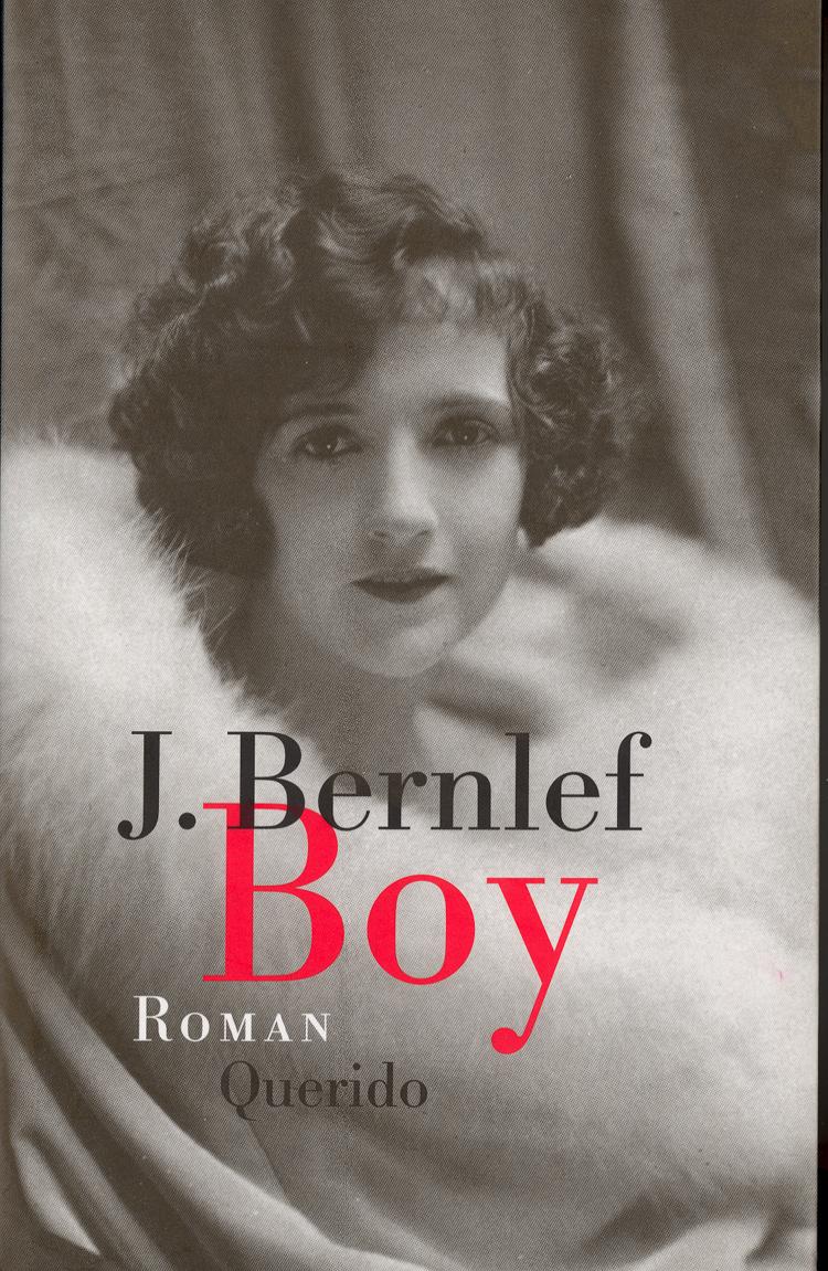 Boekcover Boy