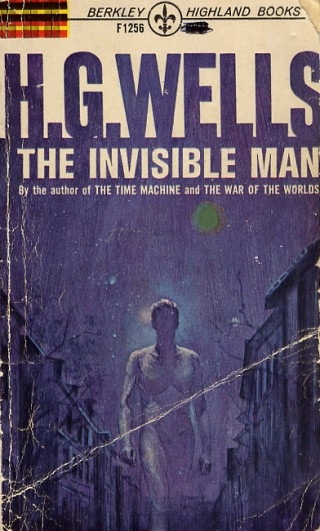 Boekcover The invisible man