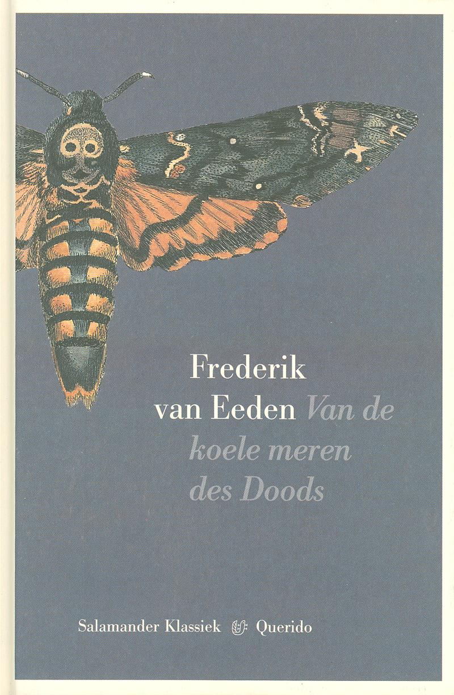 Boekcover Van de koele meren des doods