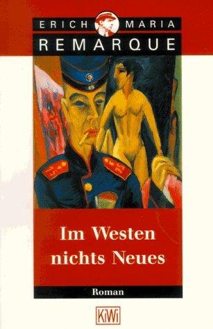 Boekcover Im Westen nichts Neues