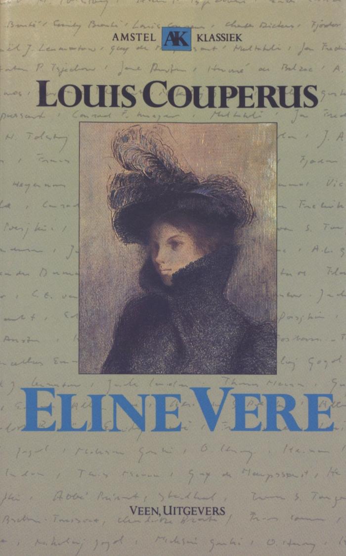 Boekcover Eline Vere