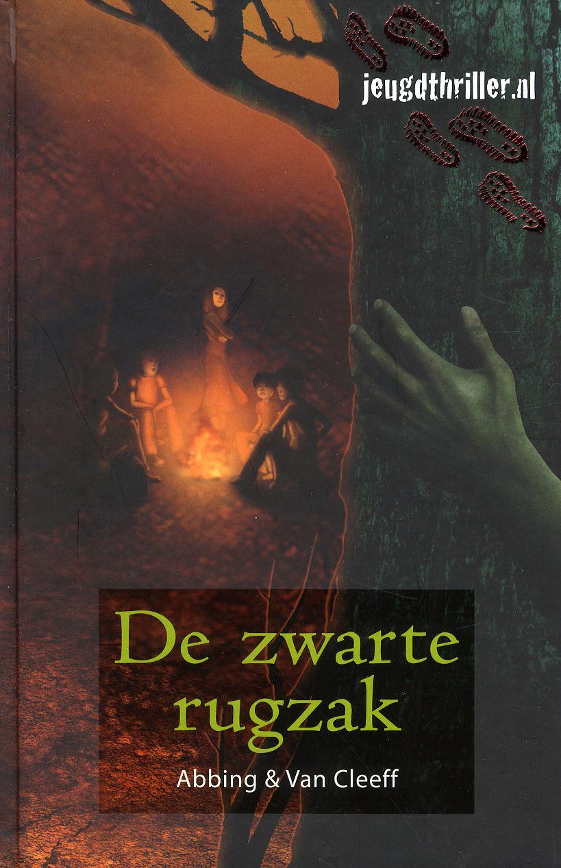 Boekcover De zwarte rugzak