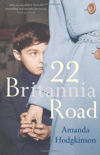 Boekcover 22 Britannia Road