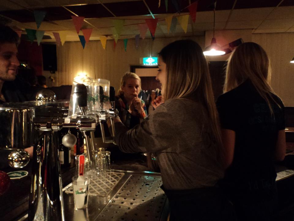 In de College Bar