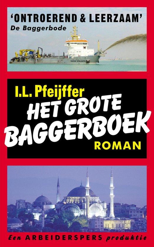 Boekcover Het grote baggerboek