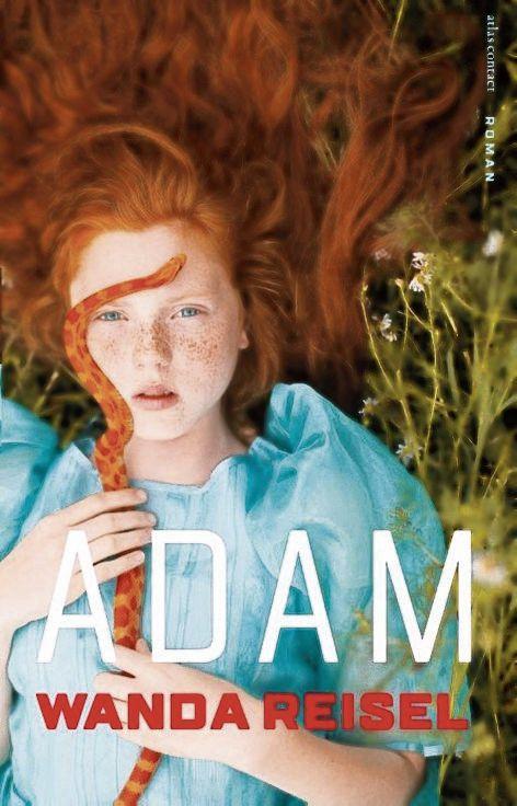 Boekcover Adam