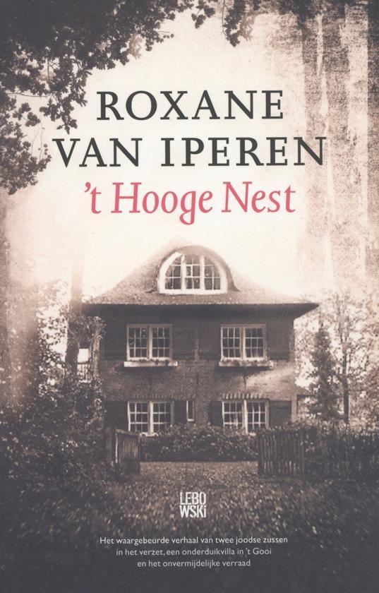 Boekcover 't Hooge Nest