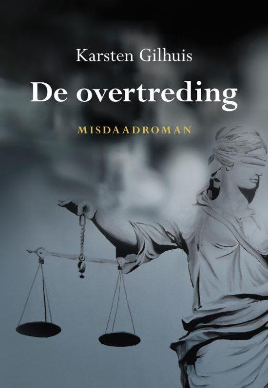 Boekcover De overtreding