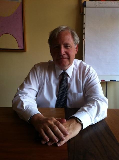 Directeur van het Voedingscentrum: Felix Cohen.