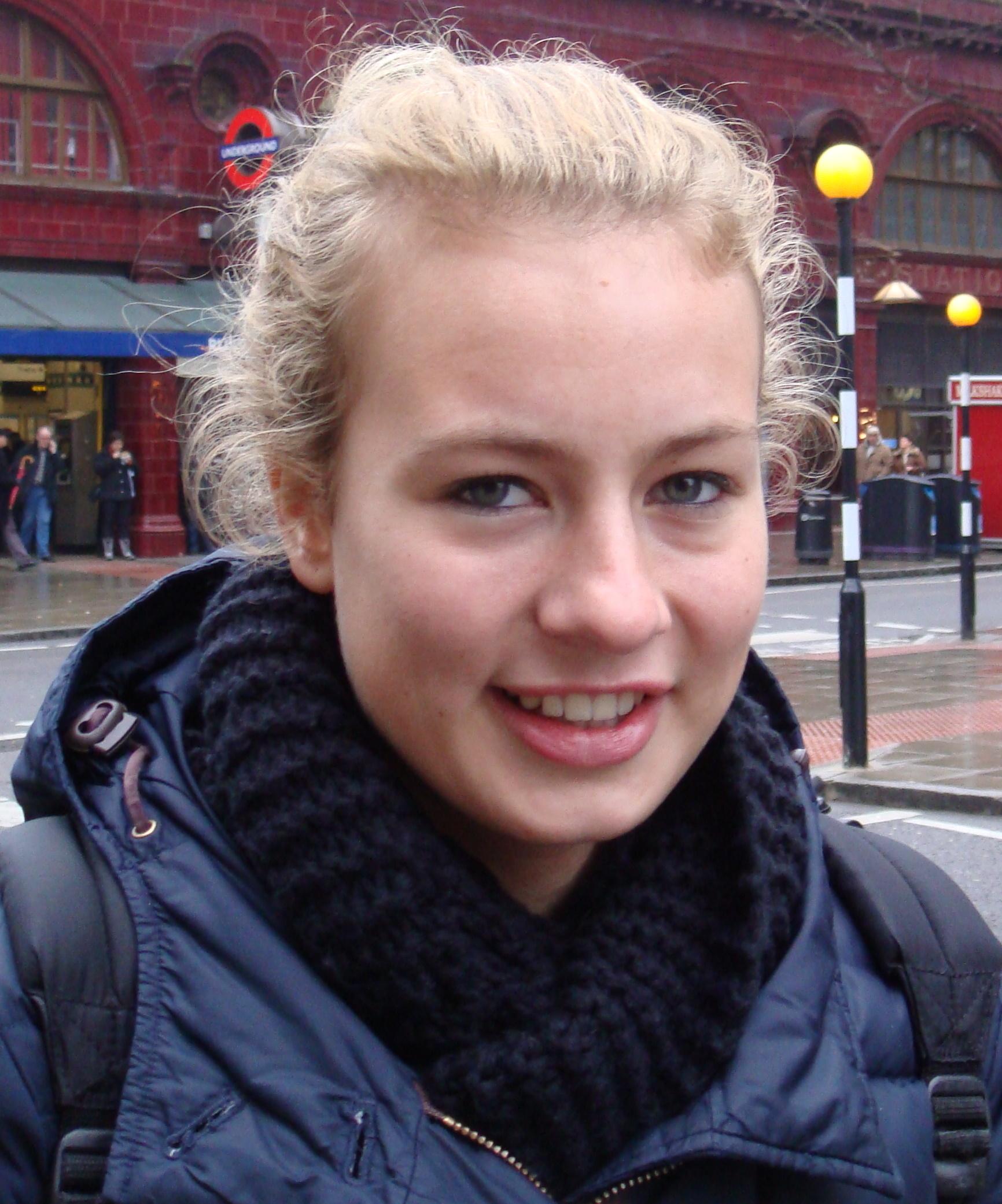 Liselotte (5 havo, Amersfoort).