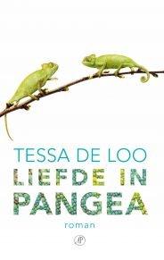 Boekcover Liefde in Pangea