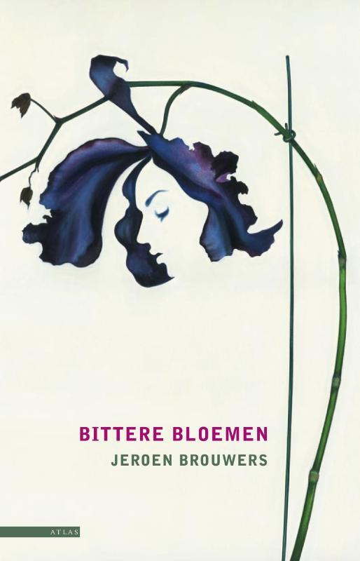 Boekcover Bittere bloemen