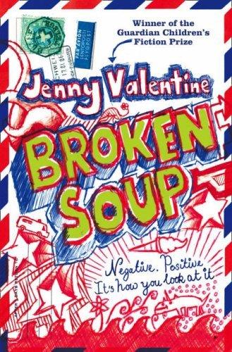 Boekcover Broken Soup