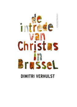 Boekcover De intrede van Christus in Brussel