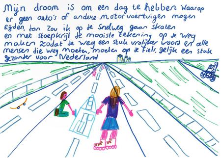 De droom van Ellis Vollebregt (2000) uit Poeldijk