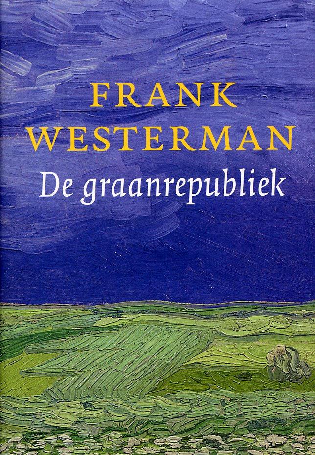 Boekcover De Graanrepubliek