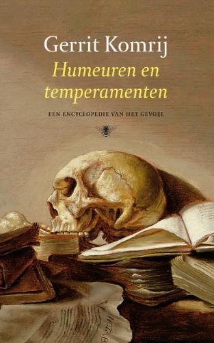 Boekcover Humeuren en Temperamenten
